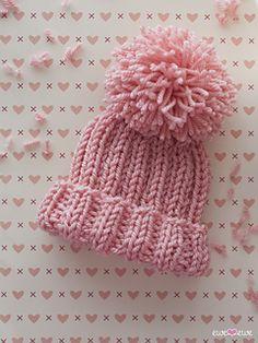 a2814fecde5 Ravelry  Halfpipe Hat pattern by Heather Walpole Baby Hat Knitting Patterns  Free