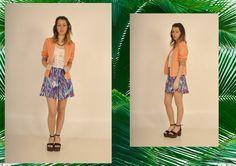 #pollera #dia #noche #blazer #style #fashion #fashionista #primavera #verano #comodo #usable #femenino #chic #canchero #lasvaskas