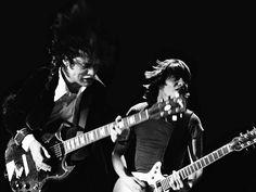 Previo a fundar AC/DC, los hermanos Young, tenían otro proyecto musical llamado Marcus Hook Roll Band.