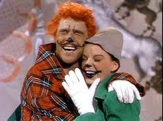 Gene Kelly and Judy Garland