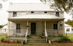 circa 1880 Raulerson house by Black.Doll, via Flickr