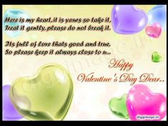 Cute Valentine's Day greetings and cards