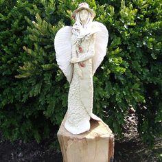 Figurka anioła - Aldonka