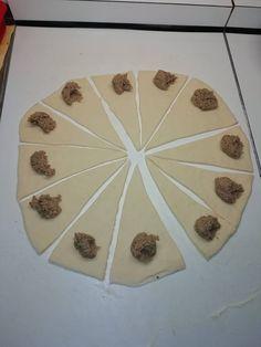 Makové a orechové rožteky - Receptik. Basket