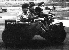 Otra foto en un ejercicio, esta vez han montado una ametralladora FN MAG, también se aprecia la capacidad de carga máxima de 4 hombres.(2) Más en www.elgrancapitan.org/foro