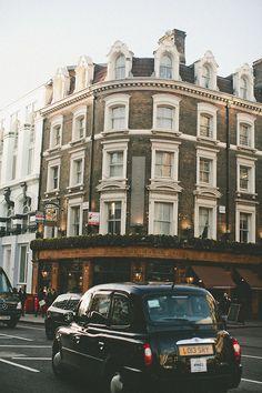 Excuse me. I'll take this one. London.