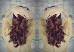 Cute hairstyles#curly