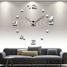Check lastest price Fashion 3D big size wall clock Acrylic mirror Stickers Quartz Home decor wall clock living room wall clock  free shipping just only $11.99 - 19.19 with free shipping worldwide  #clocks Plese click on picture to see our special price for you