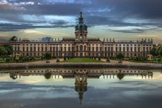 Charlottenburg Palace, Berlin - BEEN THERE! And live not far from there now :)