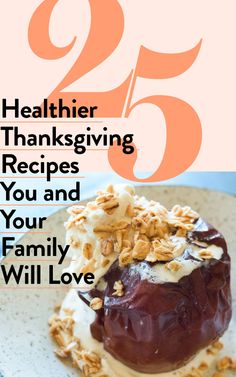 25 Healthyish Thanksgiving Dishes You'll Actually Want To Eat - Das Erntedankfest Healthy Thanksgiving Recipes, Thanksgiving Menu, Holiday Recipes, Healthy Dishes, Healthy Snacks, Healthy Recipes, W Watchers, Special Recipes, Other Recipes