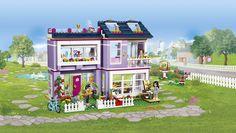 Emma's House  - Friends LEGO.com