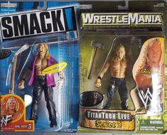 Lot of 2 WWF WWE Chris Jericho WrestleMania & Smackdown Action Figures NIP Jakks - http://bestsellerlist.co.uk/lot-of-2-wwf-wwe-chris-jericho-wrestlemania-smackdown-action-figures-nip-jakks/