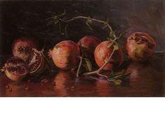 Conceptual Art, Pomegranate, Painters, Printmaking, Greece, Artists, Sculpture, Fine Art, Photography