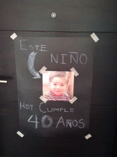 baby first birthday 30th Party, 40th Birthday Parties, 60th Birthday, Happy Birthday, Ideas Para Fiestas, Fiesta Party, Holidays And Events, Party Time, Birthdays