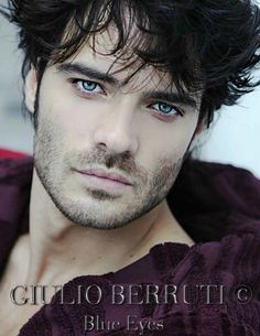 Giulio Berruti. Somehow this amazing Italian specimen is going out with an older bulgarian... And not its not me :(