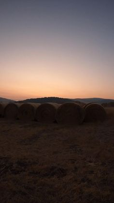 Dawn of a new day in paradise. Watch the sun rise over the hay bales at The Ranch at Rock Creek in Southwest Montana. The Ranch is home to a herd of 70 horses and a herd of angus cattle, all cared for on this working ranch that is also the world's first Forbes Travel Guide Five-Star guest ranch.