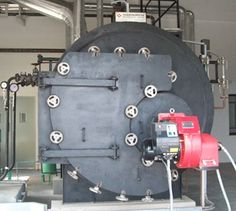 Oil / Gas Fired Boilers