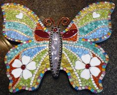 Butterfly by Glasshoppers https://www.facebook.com/glasshoppers.stained.glass