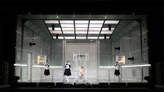 Iolanta from Opéra-Théâtre Metz-Métropole. Production by David Hermann. Sets by Rifail Ajdarpasic.