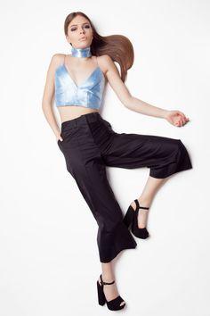 Designed by student Alina Hache//second year Fashion Design// #photo : Jennifer Fischer Photographer