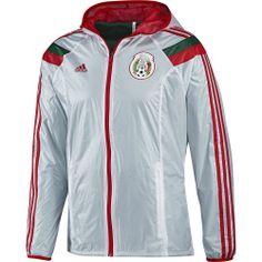 adidas Chaqueta Anthem Selección Mexicana | adidas Colombia