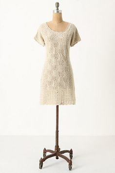 Must buy from Anthropologie!  Wear w/ gray tights, boots & a great cardigan!  Fun outfit!