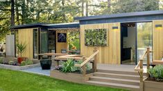 Modern cottage | Great lessons in style and comfort from a tiny cottage, vintage trailer, bungalow, and other small homes