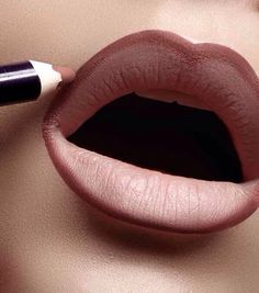 Applying Concealer To Your Lips Brings Out Lipsticks True Color ! Go for people like me with darker lips