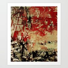 Dangerous Crossroads by Fernando Vieira Art Prints, Painting, Artists, Decor, Art Impressions, Decoration, Painting Art, Paintings, Decorating