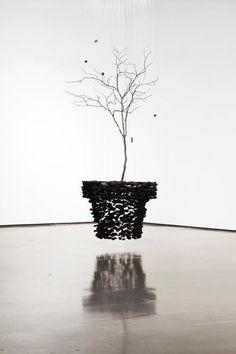 Korean artist Seon Ghi Bahk