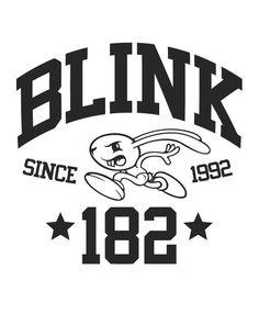 Blink is life. Music Love, Music Is Life, Blink 182 Poster, Blink 182 Shirts, Blink 182 Lyrics, Mayday Parade Lyrics, Always Thinking Of You, Halestorm, Joker And Harley Quinn