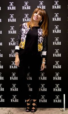 Francesca Romana Capizzi of Don't Call Me Fashion Blogger during the Palazzo Fabi press preview in Rome.  Shop the shoes #online at Amazon bit.ly/1CKUBAt or at first store in #India at South Ex-1 #Delhi