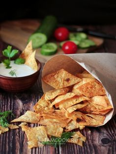 Thai Dessert, Tasty, Yummy Food, Vegan, Veggie Recipes, Street Food, Chips, Veggies, Appetizers
