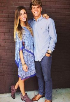 Sadie Robertson and her boyfriend Blake Coward...