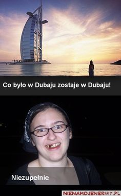 http://www.nienamojenerwy.pl/co-bylo-w-dubaju/ humor, dowcip o modelkach