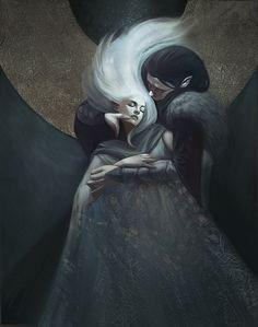 Forgive me - Finwë and Míriel
