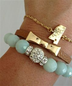 Mississippi state bracelet, mississippi love, stella b.