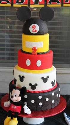 Mickey Mouse cake made by cakes for you sabana grande