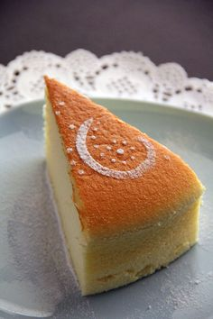 Cotton Soft Japanese Cheesecake. To die for.