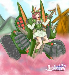 [DinoArmor]-03A 神箭三角龍 原型:牛角龍 (Torosaurus)