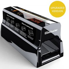 Best Mouse Traps: Eliminator Robust Electronic Rat and Rodent Trap - - The Effective Pictures We Offer You About Rodents memes A quality pictur Best Mouse Trap, Mouse Traps, Types Of Bugs, Types Of Insects, Electric Rat Trap, Step Function, Getting Rid Of Mice, Rat Traps