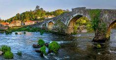 Pontemaceira, Galicia (Camino Fisterra-Muxía). Foto de Adolfo Enríquez