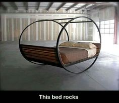My kinda bed lol