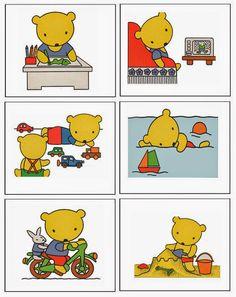 Medvěd - slož větu
