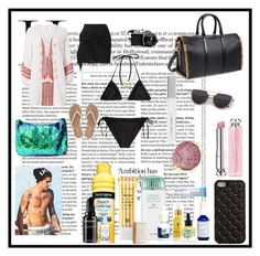 """""""28/03/2017: Pool With Zayn And The Jenners"""" by marijanes2 ❤ liked on Polyvore featuring Cool Change, M&Co, 2Me Style, Missoni Mare, Captain Blankenship, STELLA McCARTNEY, Christian Dior, RAHUA, Uma Oils and Meraki"""