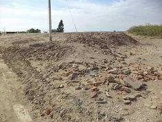 Contaminación en la Zona Arqueológica Huaca Monte Alegre. Además de arrojarse basura se arroja desmonte a una zona intangible. El Ministerio de Cultura, la DDC y la Unidad Ejecutora Naylamp 005 no se han pronunciado en nada al respecto.