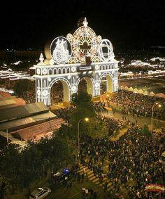 Feria de Sevilla - España