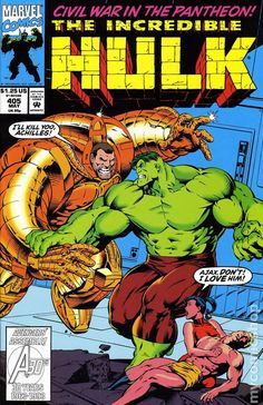 Incredible Hulk (1962-1999 1st Series) 405