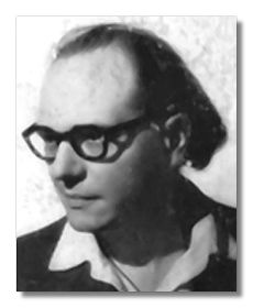 Olivier Messiaen (1908 - 1992)  French composer and organist, one of the most influential teachers of this century. Messiaen was organist at the Sainte Trinite cathedral, and composed a large body of organ music. His harmonic idiom is always highly colorful, and rhythmically ingenius.