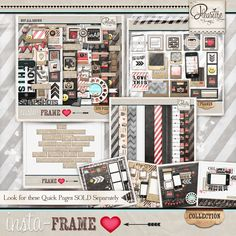Insta-Frame LOVE
